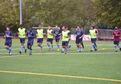 Primer partit de pretemporada del primer equip,